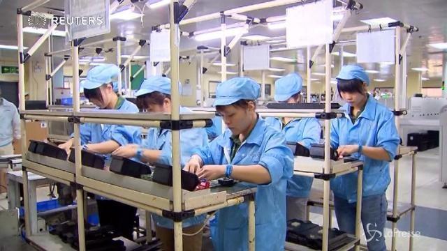 Cina, boom di profitti nel settore industriale