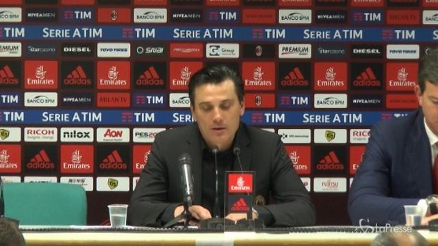 Vincenzo Montella è il nuovo allenatore del Siviglia
