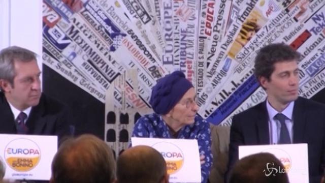 """Bonino: """"Grazie Tabacci, saremo alle elezioni"""""""