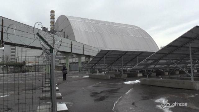 Chernobyl rinasce con l'energia solare