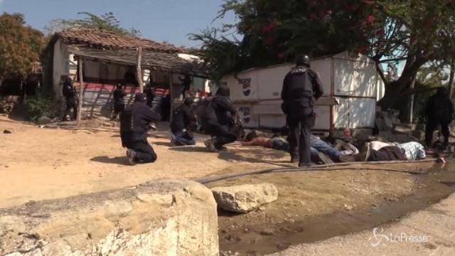 Messico, 11 morti per le violenze in strada