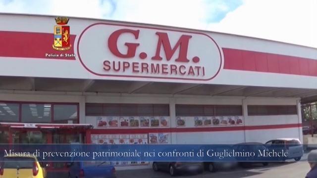 Catania, sequestrato patrimonio di una catena di supermercati legati alla cosca