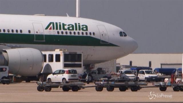 Lufthansa interessata ad Alitalia a condizione di tagli significativi
