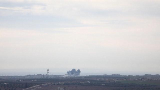 Siria, la controffensiva a Idlib