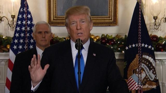 """Trump si difende: """"Non sono un razzista"""""""
