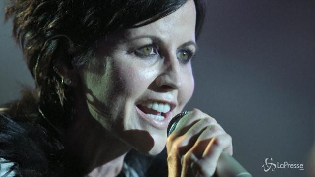 Addio a Dolores O'Riordan, la voce dei Cranberries