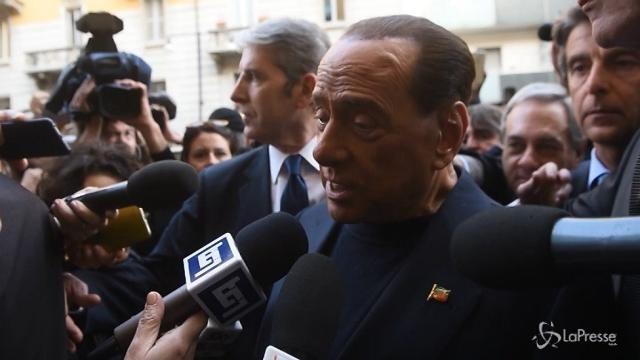 Berlusconi, nuove promesse sulle tasse