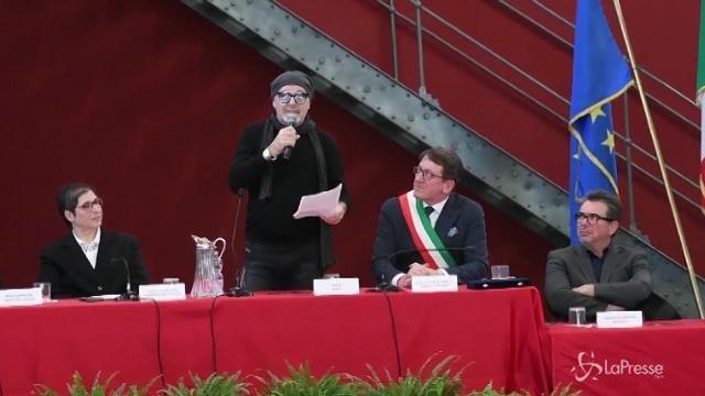 Modena, a Vasco Rossi la cittadinanza onoraria