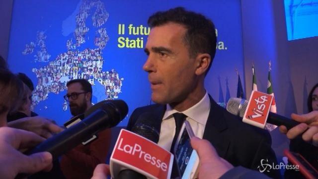 """Gozi: """"Non lasciamo l'Italia in mano agli antieuropeisti"""""""