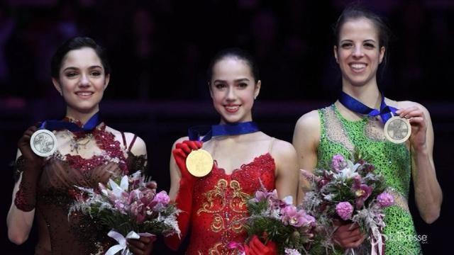 Europei, pattinaggio su ghiaccio: bronzo per la Kostner