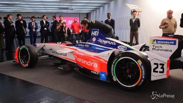 Pininfarina sbarca in Formula E