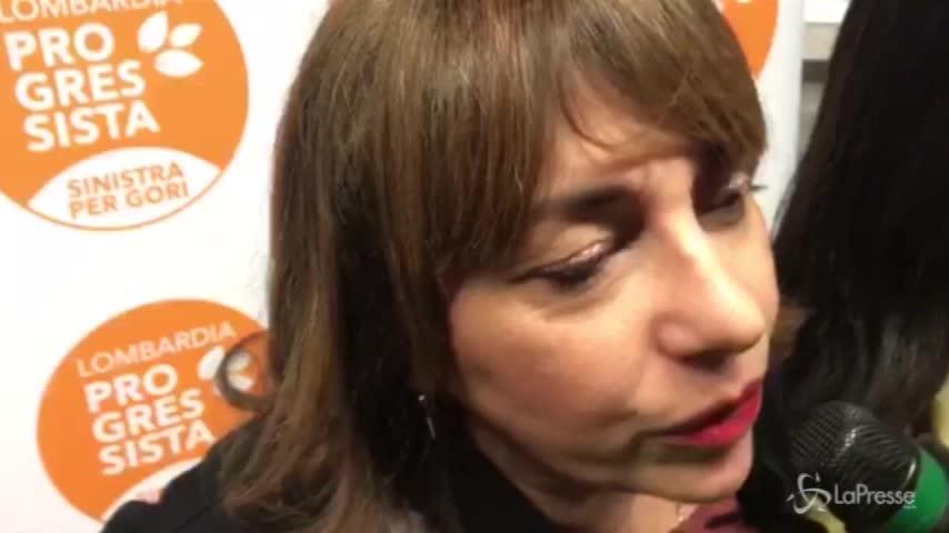 Lombardia, presentati candidati Sinistra per Gori