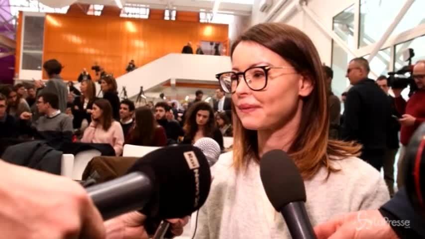 """Lucia Annibali: """"E' una gioia iniziare questa nuova avventura a Parma"""""""