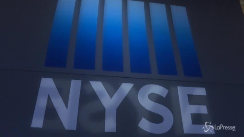 Wall Street chiude in picchiata: 4,6%