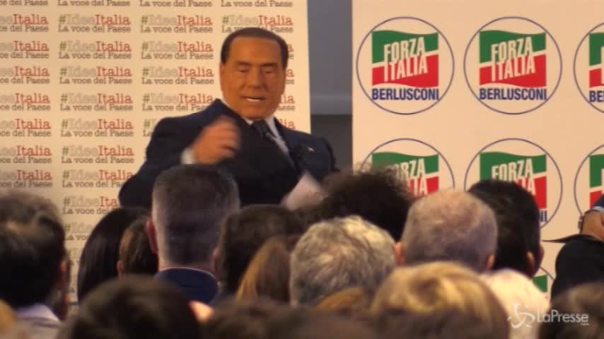 Berlusconi e Salvini divisi sul condono