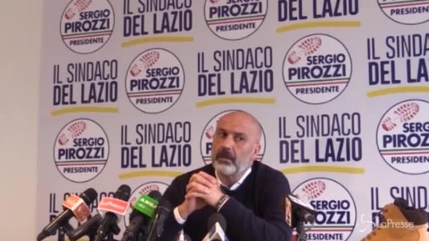 """Pirozzi: """"Vogliono distruggermi ma non ci riusciranno"""""""