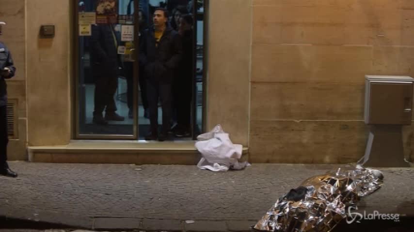 Napoli, la gioielleria dove il titolare ha ucciso un ladro durante una rapina