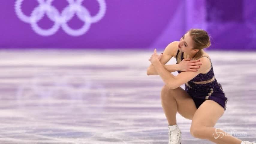 """Olimpiadi, """"Italia del pattinaggio artistico resta giù dal podio"""""""