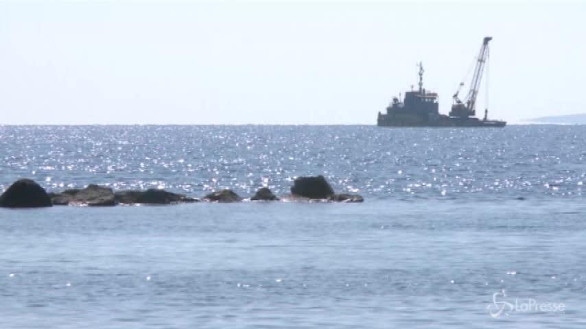 Nave dell'Eni ancora bloccata a Cipro