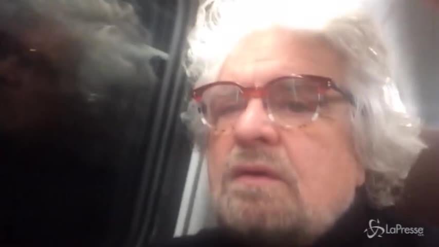 "Beppe Grillo su Rimborsopoli: ""È la stessa malattia dei genovesi"""