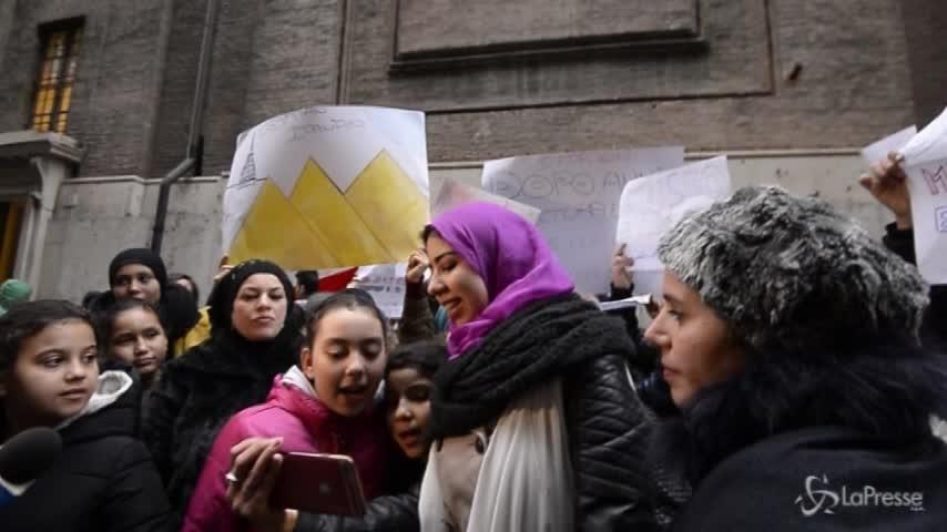 Torino, comunità egiziana solidale con il direttore del museo Egizio