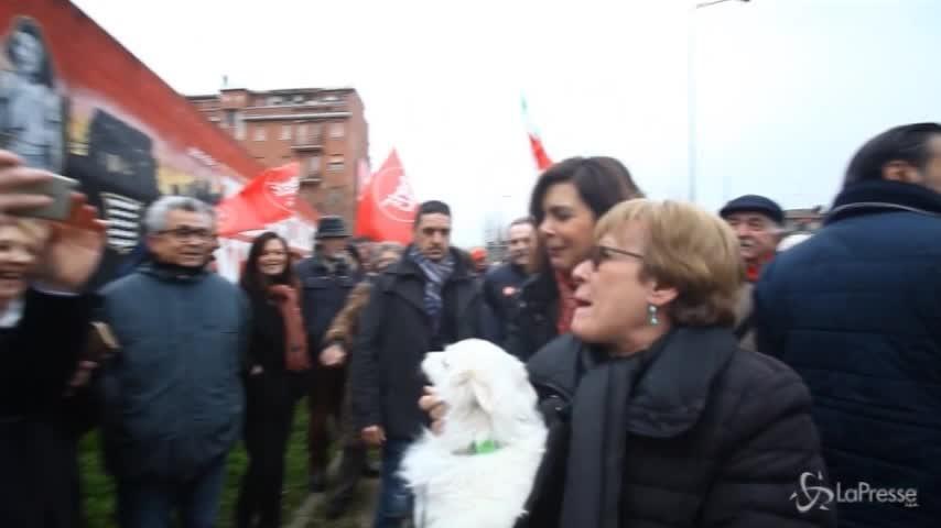 """Boldrini: """"I gruppi neofascisti non vanno sottovalutati"""""""