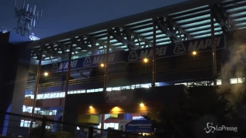 Atalanta, il Mapei Stadium si tinge di nerazzurro