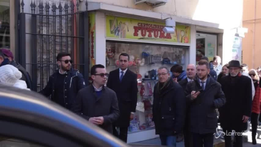 """Di Maio: """"Il primo marzo presenteremo il governo"""""""