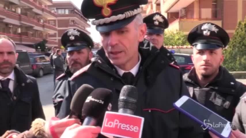 """Carabiniere barricato in casa, Comandante: """"Le trattative sono ancora in corso"""""""