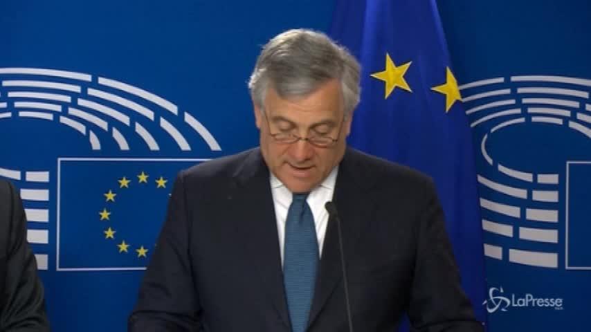 Tajani ha sciolto le riserve: è il candidato premier di Berlusconi