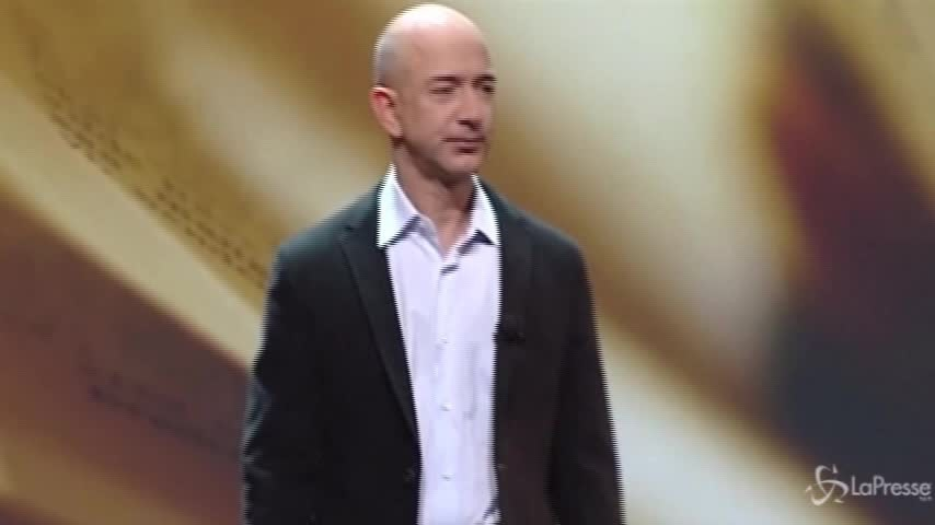 Forbes, Bezos è il più ricco del mondo