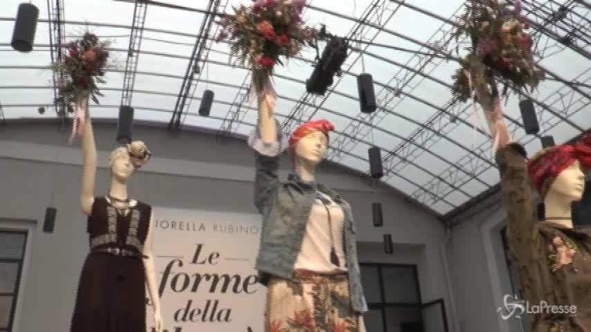 """Moda, le italiane verso le forme della libertà: Fiorella Rubino lancia """"Stile libero"""""""