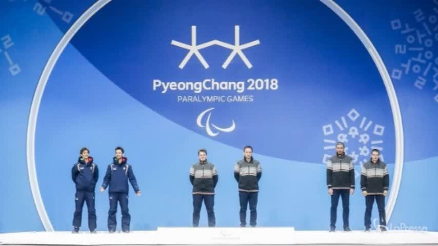 Paralimpiadi, seconda medaglia per l'Italia
