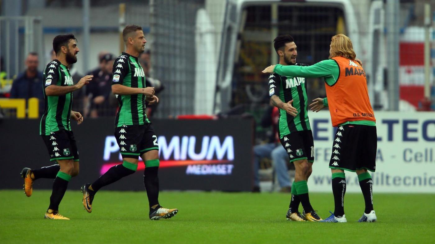 Serie A, Sassuolo fuori dal tunnel: lampo Politano, Spal ancora ko