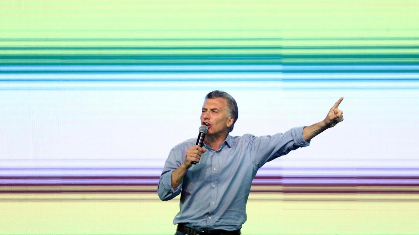 Argentina, Macri vince le legislative. A Fernandez un seggio in Senato