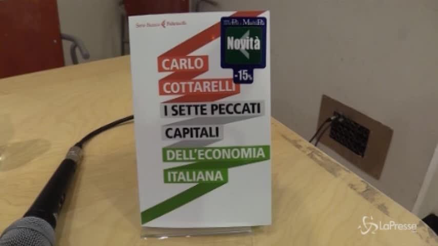 """Governo, Cottarelli: """"Io premier? Non credo succederà"""""""