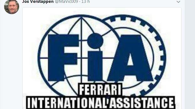 """Gp Usa, il padre di Verstappen attacca Fia e Ferrari: """"Che schifo"""""""