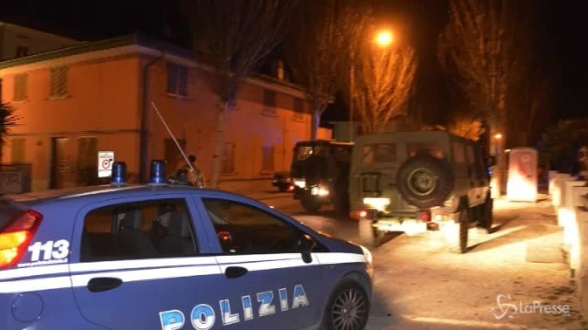 Fano, rimossa la bomba: in 23mila tornano a casa