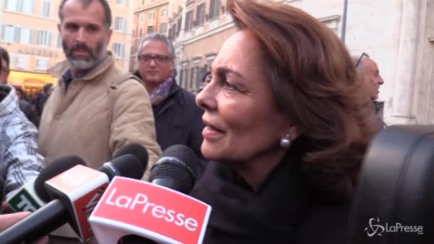 """Governo, Lonardo: """"Un'apertura del centrodestra ad altri partiti? Tutto è possibile in politica"""""""