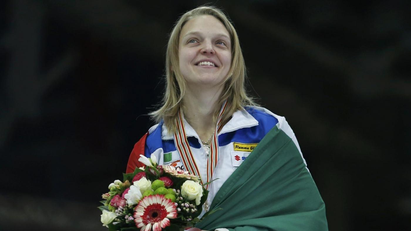 PyeongChang 2018, Arianna Fontana portabandiera: Sarà stimolo in più