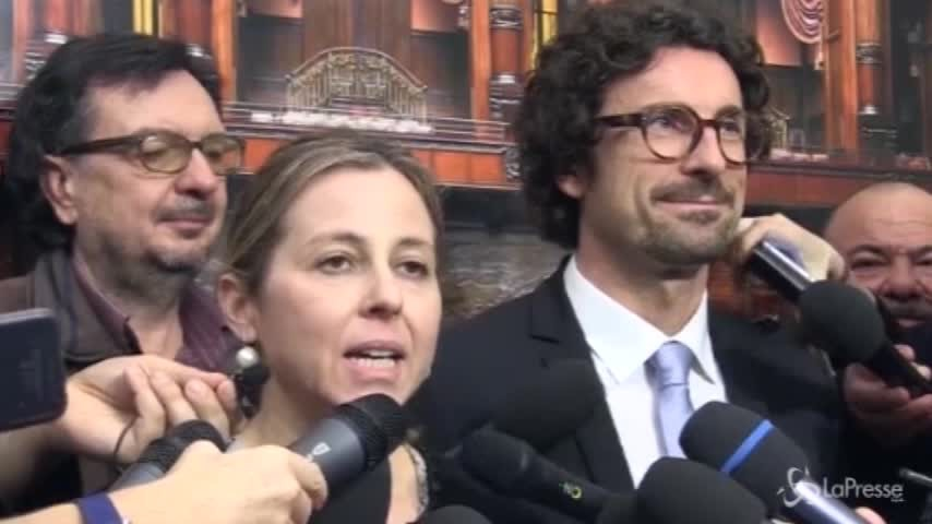 """Presidenza Camera e Senato, Grillo e Toninelli: """"Apertura anche dal Pd e Lega"""""""
