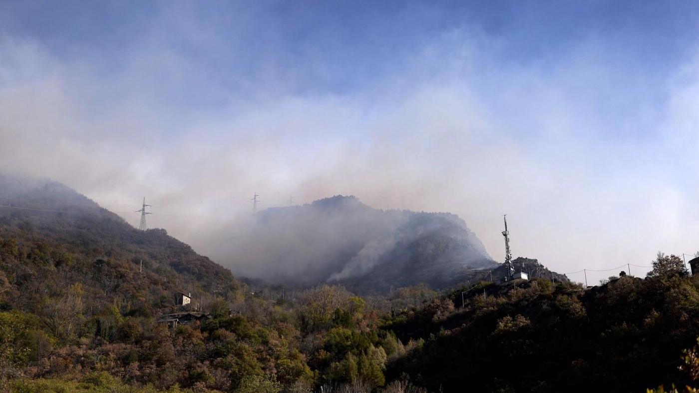 Incendi, emergenza in Piemonte: chiesto lo stato di calamità