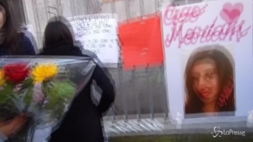 Morte Mariam, a Ostia la commemorazione della ragazza italo-egiziana