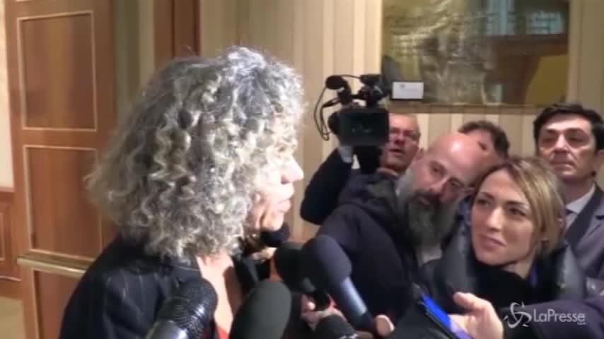 """Pd, Cirinnà: """"Mai al governo con i 5 Stelle"""""""