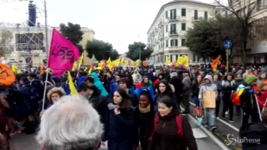 Foggia, 25mila in marcia contro le mafie
