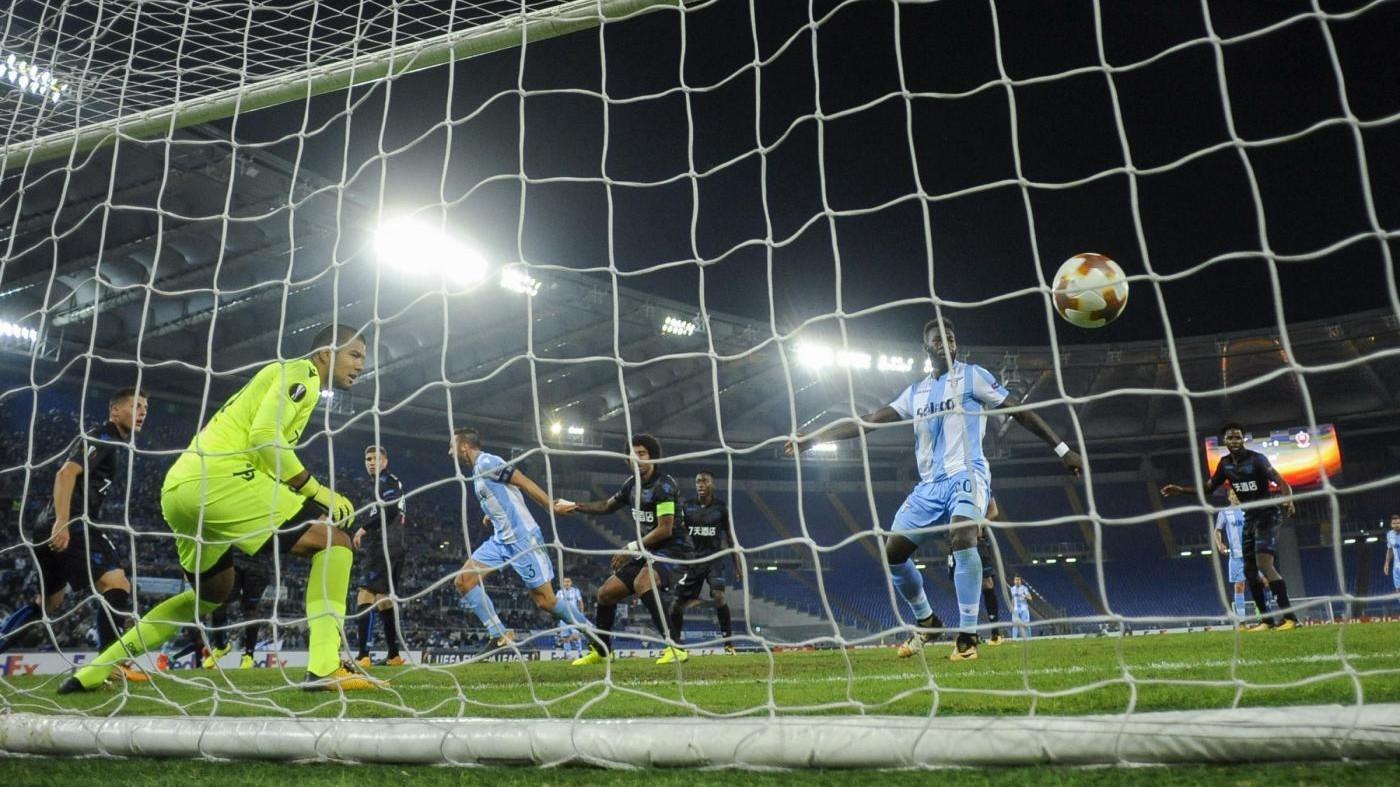 Europa League, all'Olimpico cade anche il Nizza: Lazio vola ai sedicesimi