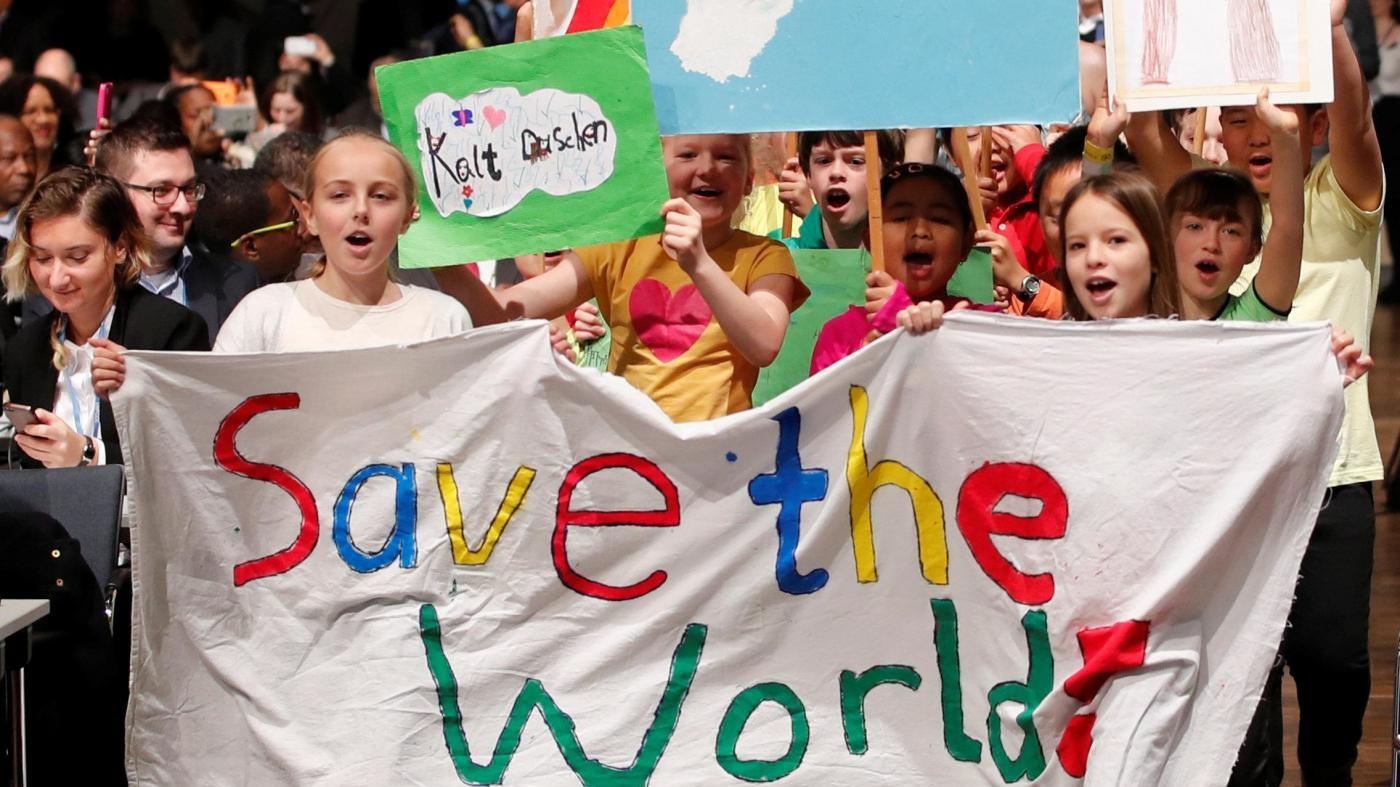 Cop23, il mondo riunito a Bonn per affrontare il Climate Change – La Videoscheda