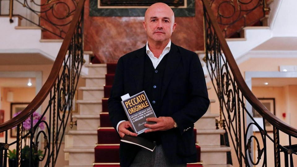 Nuzzi, con su nuevo libro