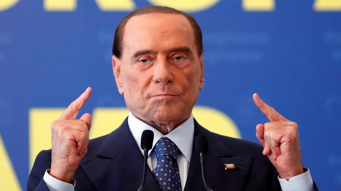 """Berlusconi alla Confapi: """"M5S è invidia e odio sociale"""""""