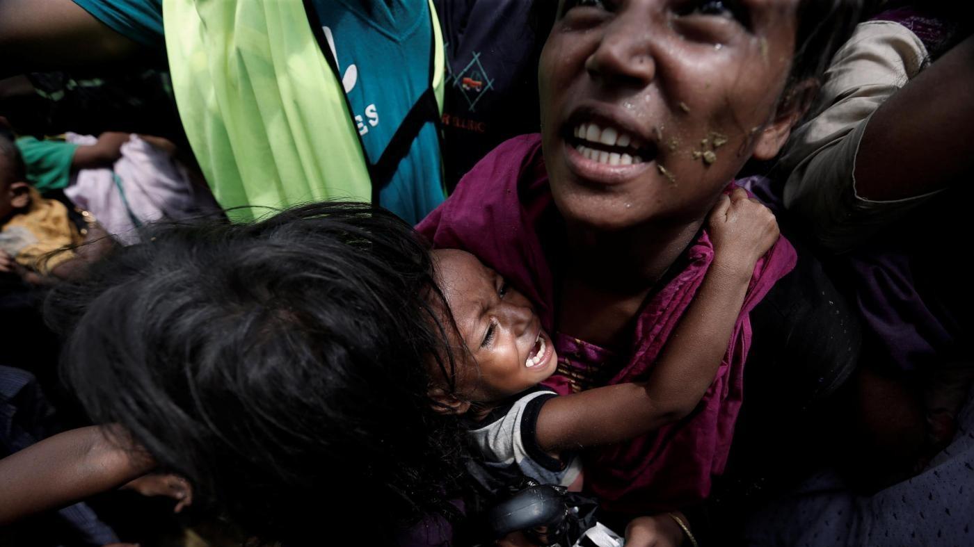 In fuga dalla Birmania: nei campi di rifugiati Rohingya